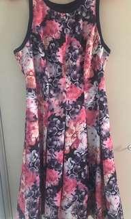 Tokito pink summer dress