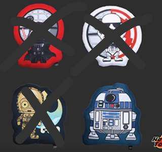 Star Wars Cosbaby Cushion - R2D2