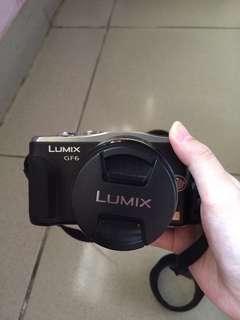 (SECOND) Kamera Panasonic Lumix DMC-GF6K warna hitam