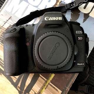 Canon 5D M2 Body