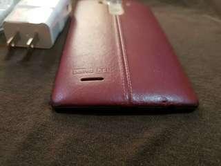 LG G4 F500 Maroon 32GB