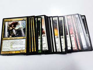 Magic: the gathering 25 rares