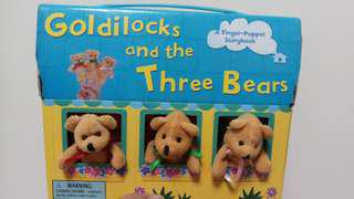 🚚 Goldilocks and the three bears Book