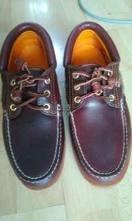經典Timberland帆船鞋 6.5W