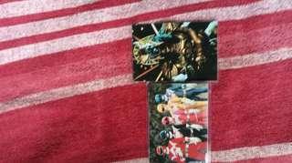 金剛戰士卡片