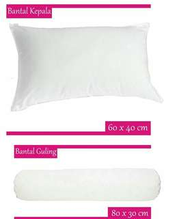 Bantal guling set