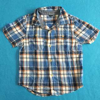 Baby Gap Button Down Polo