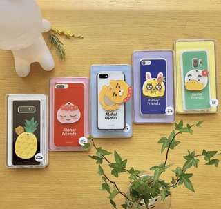 KAKAO FRIENDS APEACH iPhone X Case