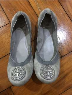 Authentic Tory Burch Flat Ballet