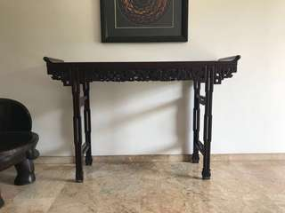 High Altar Table