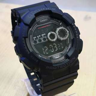 G SHOCK GD100 ( AUTOLIGHT )