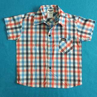 Oshkosh Button Down Polo