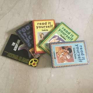 Ladybird Childrens' Books Bundle