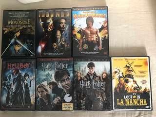 🚚 DVD Movies