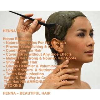 Henna My Hair