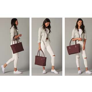 Work Tote Bag by Dagne Dover