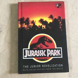 Jurassic Park (Junior Novelization)