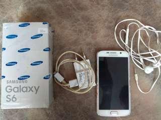 Samsung S6 Flat no minus