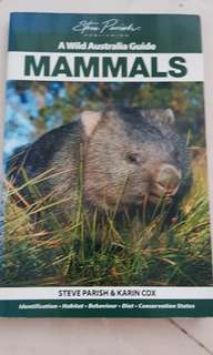 Books on animals and wild life