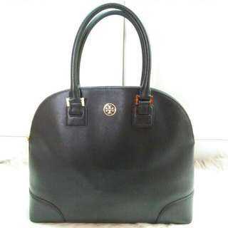 Like new tory burch dome satchel