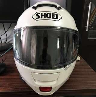 Shoei Neotec White S Size