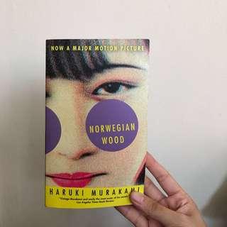 Norwegian Wood - Haruki Murakami (in English)
