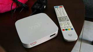 HyppTV white android box