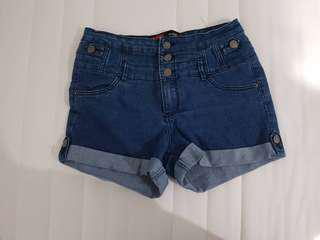 Urban outfitters Highwaisted shorts
