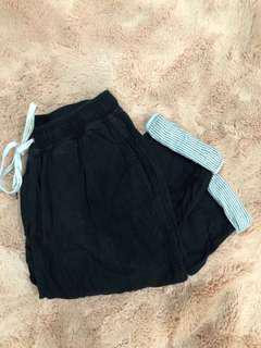 As colour high waisted pants