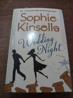 Wedding Night by Sophie Kinsela