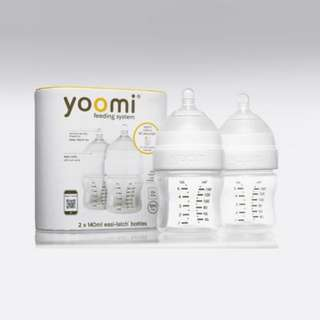 YOOMI BOTTLE TWIN PACK (140ML/ 240ML)