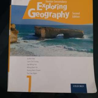 Senior Secondary Exploring Geography (2nd Edition)
