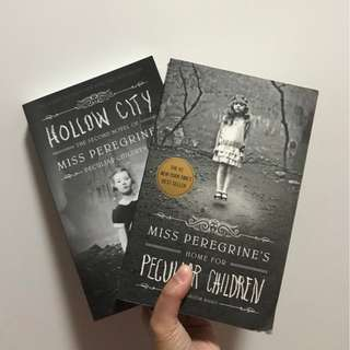 Miss Peregrine's Home for Peculiar Children & Hollow City