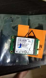 Samsung SSD Msata laptop 256GB