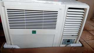 Kolin 1.2HP Window Type Aircon KAG-120RS (2ND HAND)