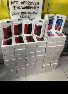 F7 64gb and 128gb