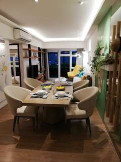 Alveo Orean place tower 1 2bedrooms near Sm north and trinoma quezon city