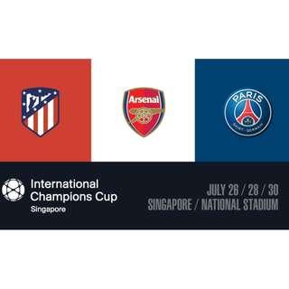 Arsenal vs PSG