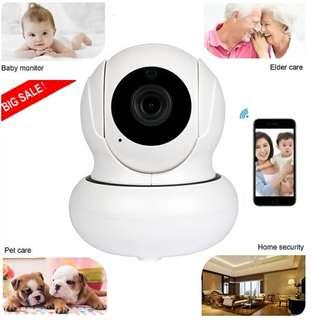 IP camera baby monitor CCTV
