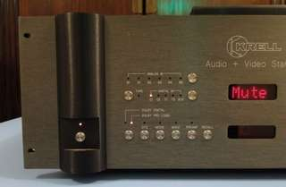 Krell AVS DTS reference preamp processor