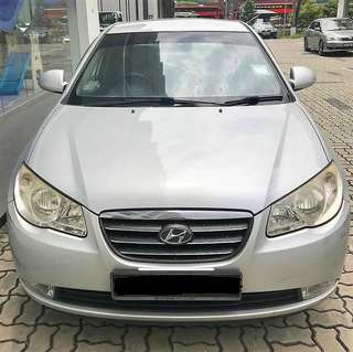 Hyundai AVANTE EXCITED DEAL