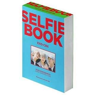 P.O EXO CBX SELFIE BOOK