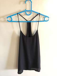 Black Sleeveless