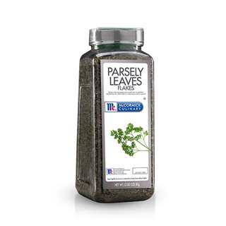 McCormick Culinary Parsley Leaves Flakes