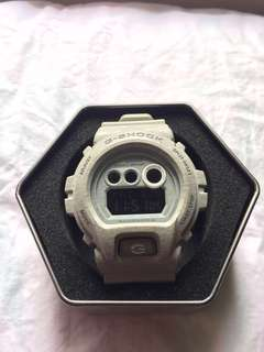 Grey Casio G-Shock Heathered 6900 Series Watch GDX6900HT-8