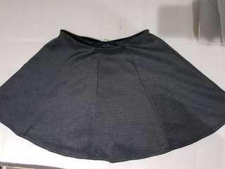 Grey urban outfitters skirt