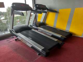 Treadmill Commercial Gym Spec
