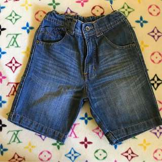Grizzly Denim Shorts