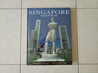 Singapore State of the art book condition yellowing 9/10