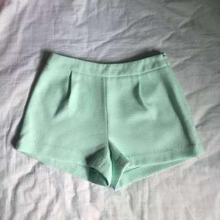Forever 21 - Mint Shorts